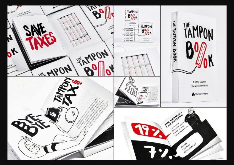 Tampon Book