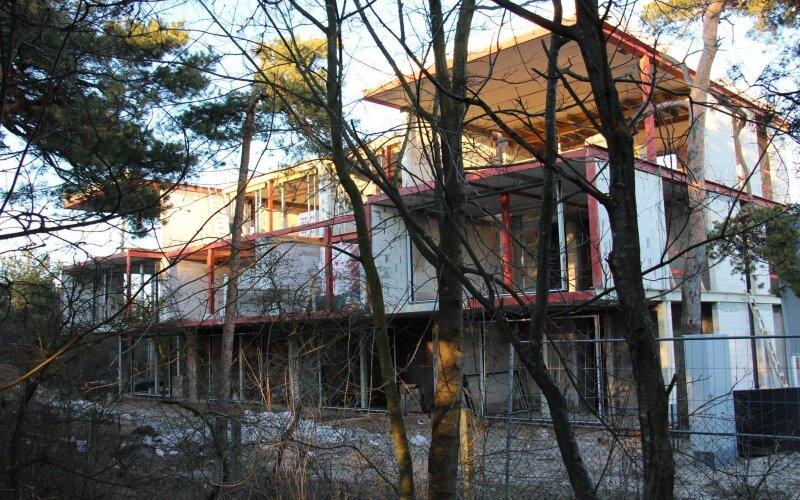 klaipedoje melnrageje daugiabucio namo statyba Jūros kopa