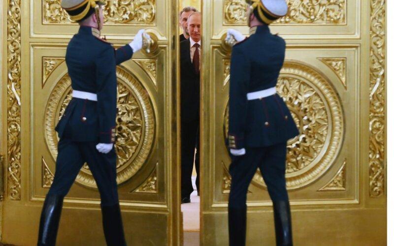 Vladimiro Putino Rusija