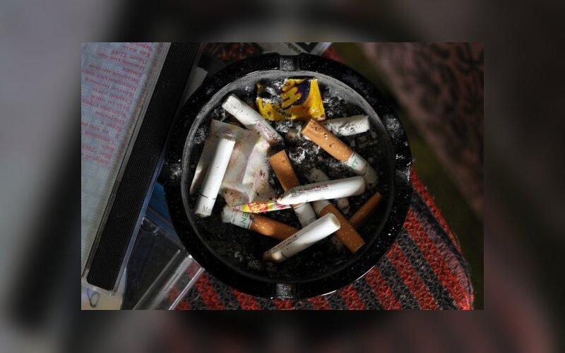 nikotinas