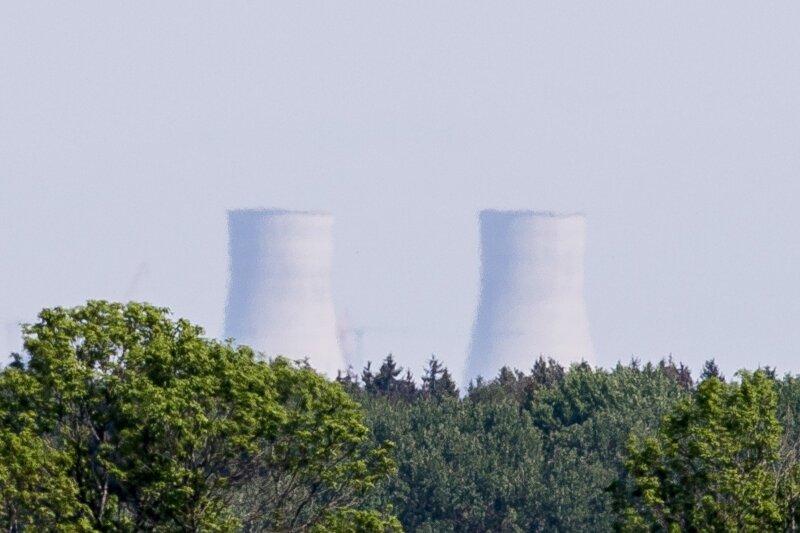 Astravo atominės elektrinės statybos