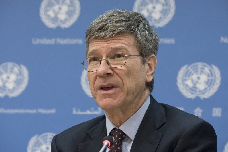 Jeffrey Sachsas