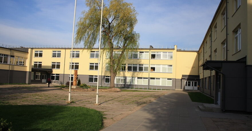 Žirmūnų gimnazija