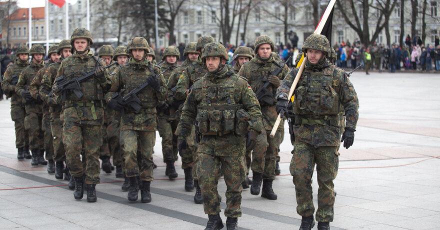 Lietuvos kariuomenė