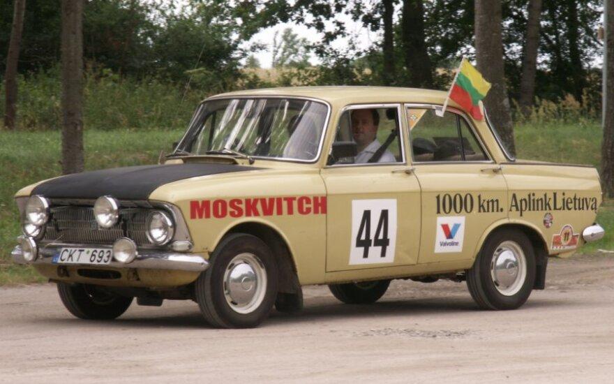 Moskvič automobilis