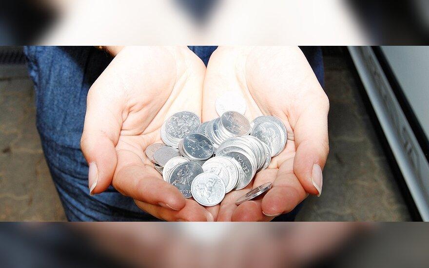 Verslininkams kainuojame 30 centų