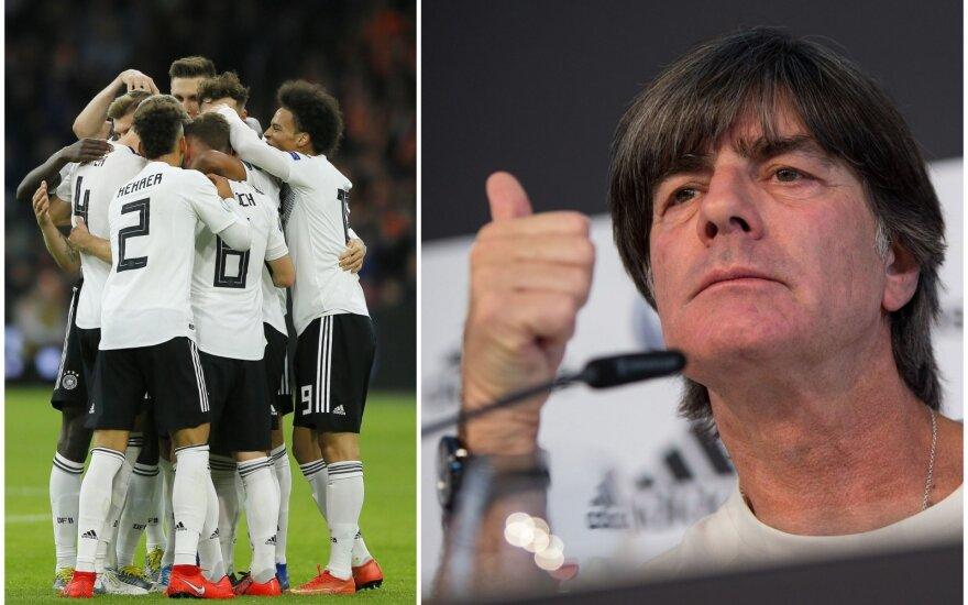 Vokietijos futbolo rinktinė, Joachimas Lowas