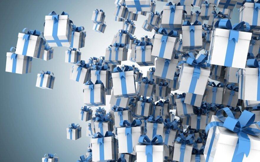 Patikrinkite, ar jūsų pirktos Kalėdų dovanos – tikros