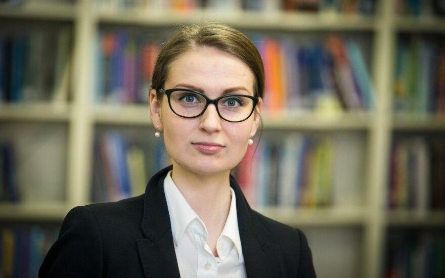 Rima Urbonaitė. Kova už laisvę dar nesibaigė