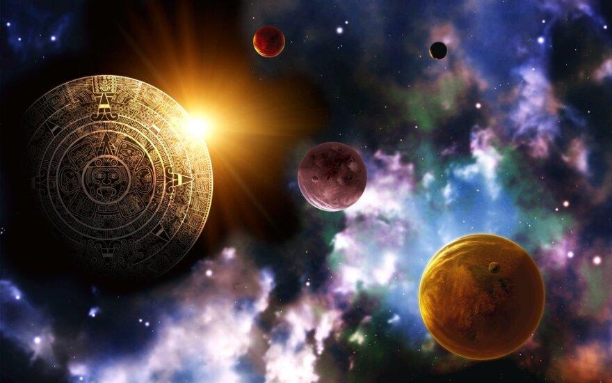 Astrologės Lolitos prognozė gruodžio 19 d.: diena profesiniam augimui
