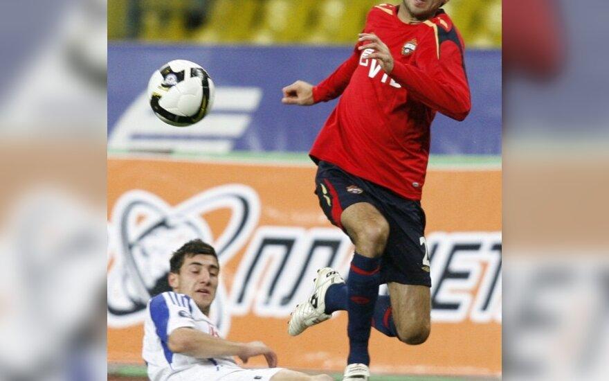 Deividas Šemberas (CSKA)