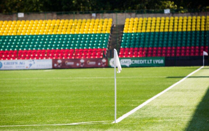 Lietuvoje bus daugiau futbolo? Latviai savo čempionatą tikisi išgelbėti mūsų šalyje