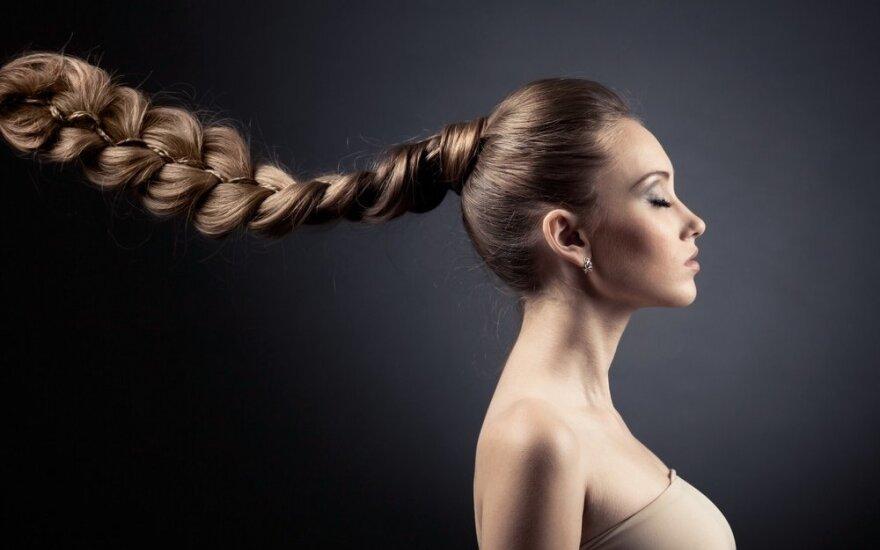 Šukuosenų mados šį rudenį: nuo močiutės kasų iki visiško avangardo