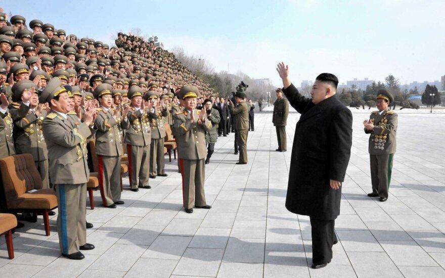 Kim Jong-unas