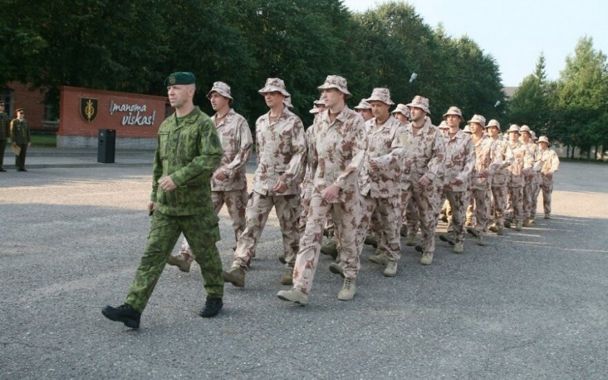 Seven Lithuanian NGOs to observe compilation of military draft lists