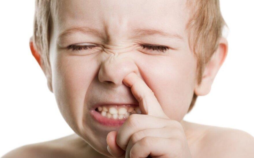 Blogi vaikų įpročiai: bausti, ginti lauk ar toleruoti?