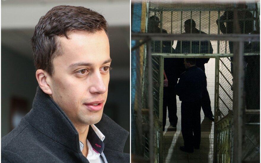 Airinas Arutiunianas, Lukiškių tardymo izoliatorius-kalėjimas