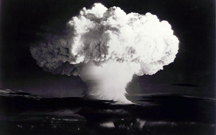 Guamas aiškina piliečiams, ką daryti branduolinio išpuolio atveju