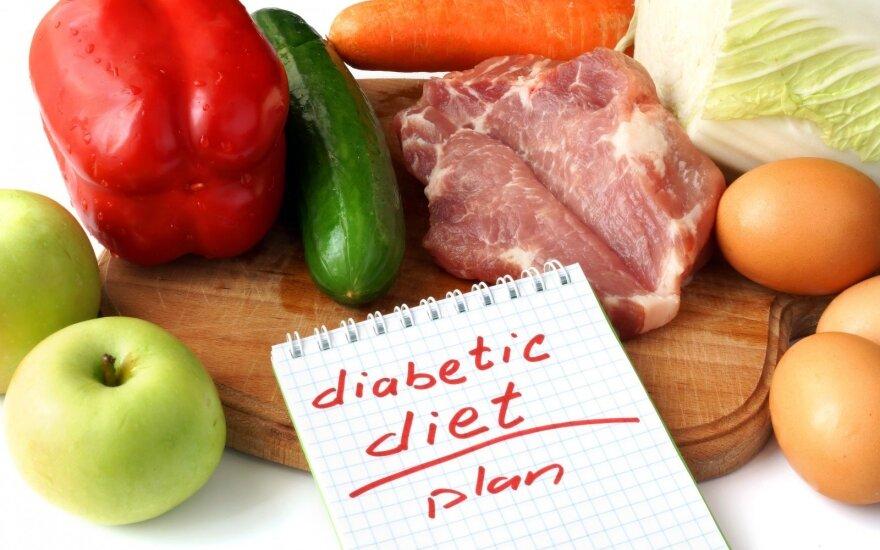 Diabetiko dieta