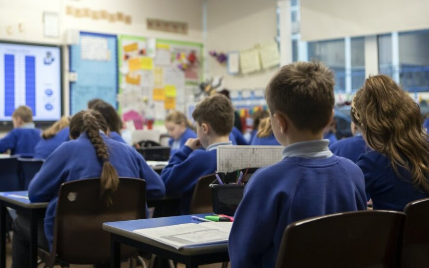 Mokykla Škotijoje