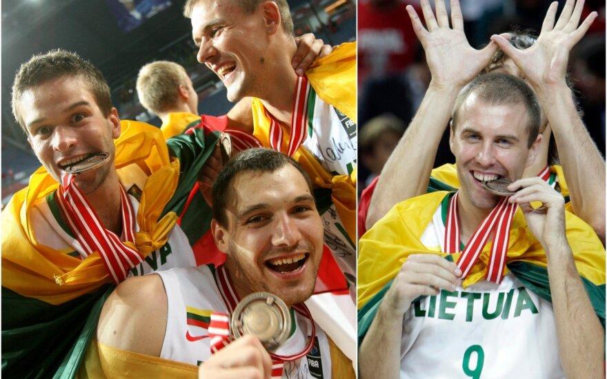 """Lietuva pasaulio čempionate: pirmas antausis JAV, """"La Bomba"""" Japonijoje, prisikėlimai, """"Neverk, Argentina"""" ir Kleizos arija"""