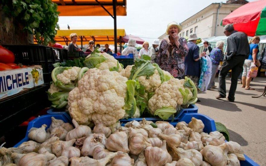 Daržovių augintojai: bus iškraipyta visa rinka