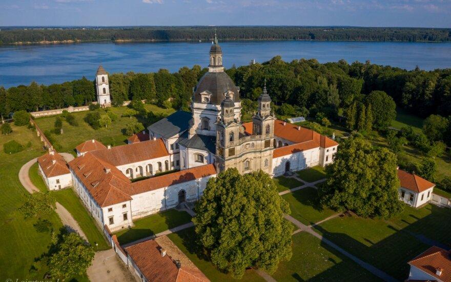 Pažaislio vienuolynas Kaune