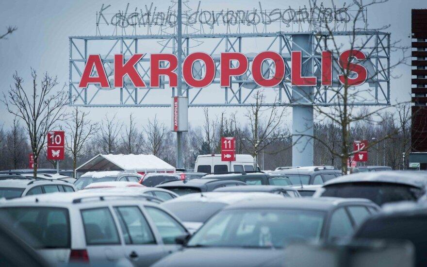 """Sprendimai dėl naujo """"Akropolio"""" Vilniuje turėtų paaiškėti netrukus"""