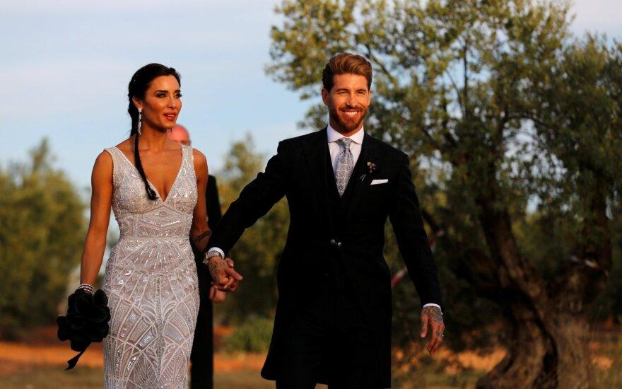 Ramosas vedė savo išrinktąją – 41 metų TV laidų vedėją