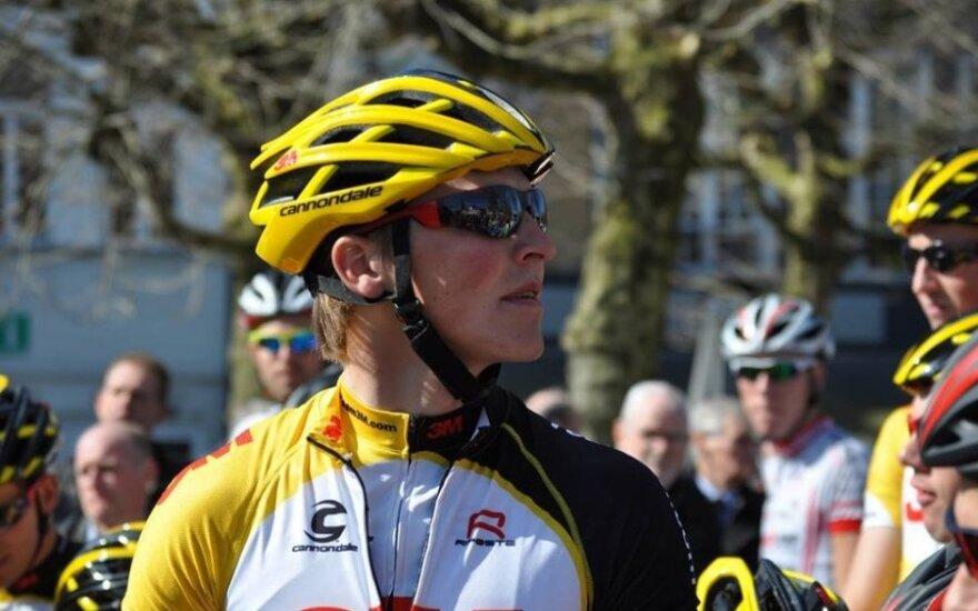 Egidijus Juodvalkis (komandos nuotr.)