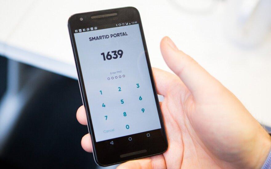 Naujas taikinys: telefonuose esanti bankinė informacija
