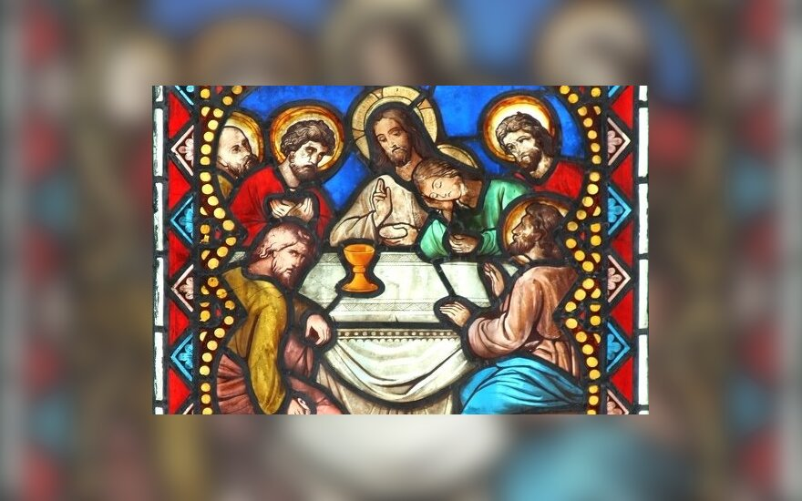 Marija Magdalietė, Jėzus ir apaštalai