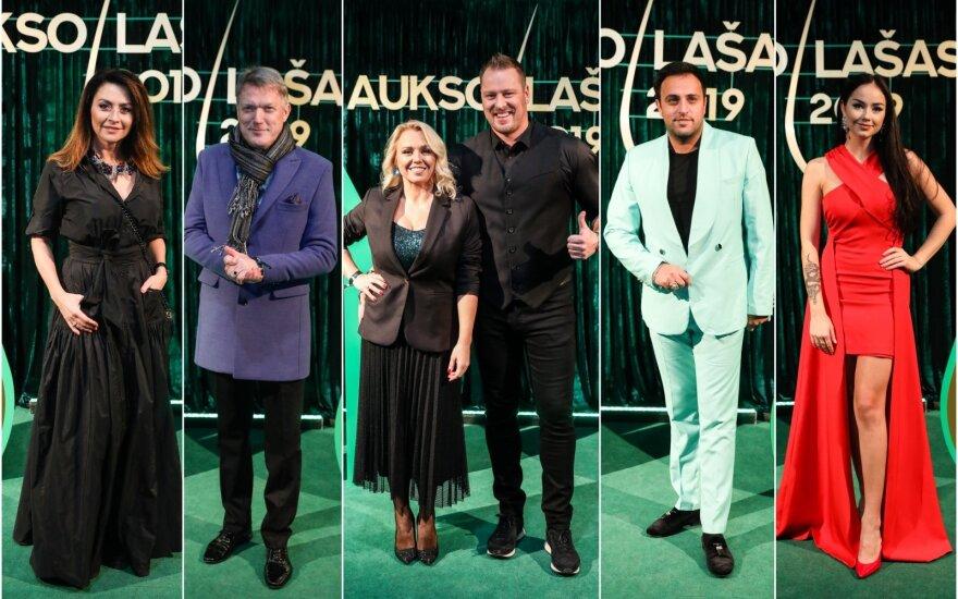 """Apdovanojimų """"Aukso lašas 2019"""" svečiai"""