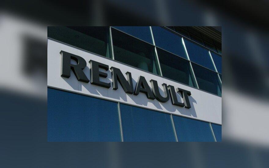 """""""Renault"""" šiemet žada pasiekti pardavimų rekordą"""