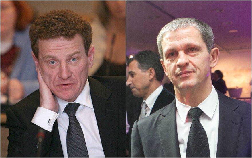 Žilvinas Marcinkevičius ir Nerijus Numavičius