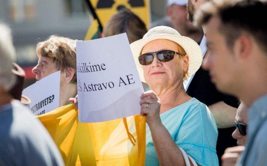 Šaltinis: Astravo AE fizinis paleidimas numatytas jau rytoj