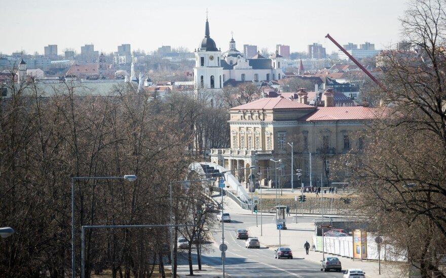 Vilnius atsidūrė tarp pigiausių Europos miestų, kuriuos siūloma aplankyti šį pavasarį