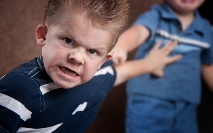 Kai vaikas išveda iš kantrybės – 10 būdų nusiraminti