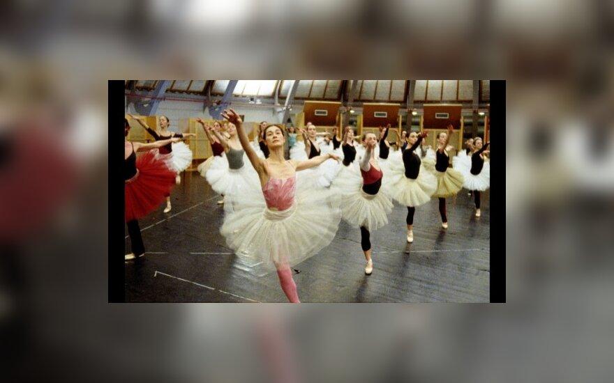 """Filmas """"La Danse: Paryžiaus Operos baletas"""""""