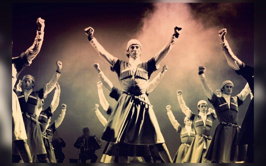 Nacionalinis Gruzijos baletas Sukhisvili