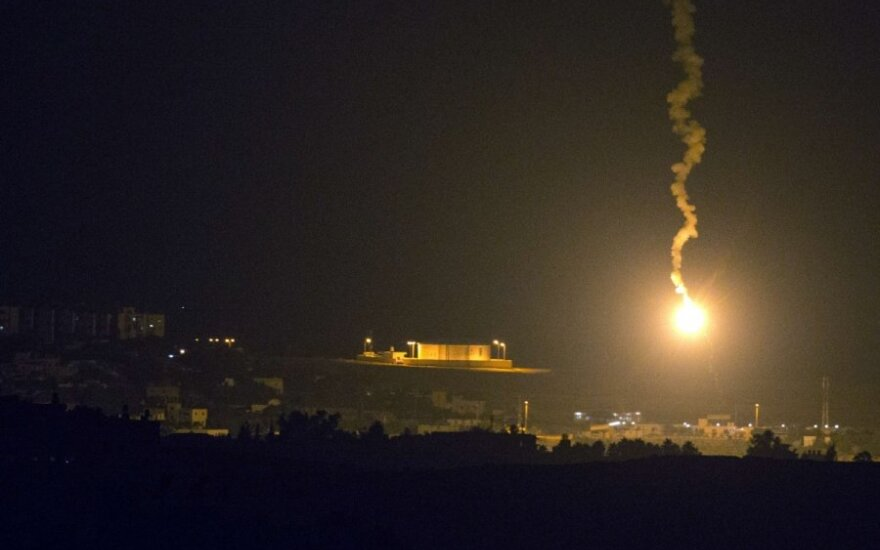 Izraelyje auga įtampa – kyla grėsmė oro uostui