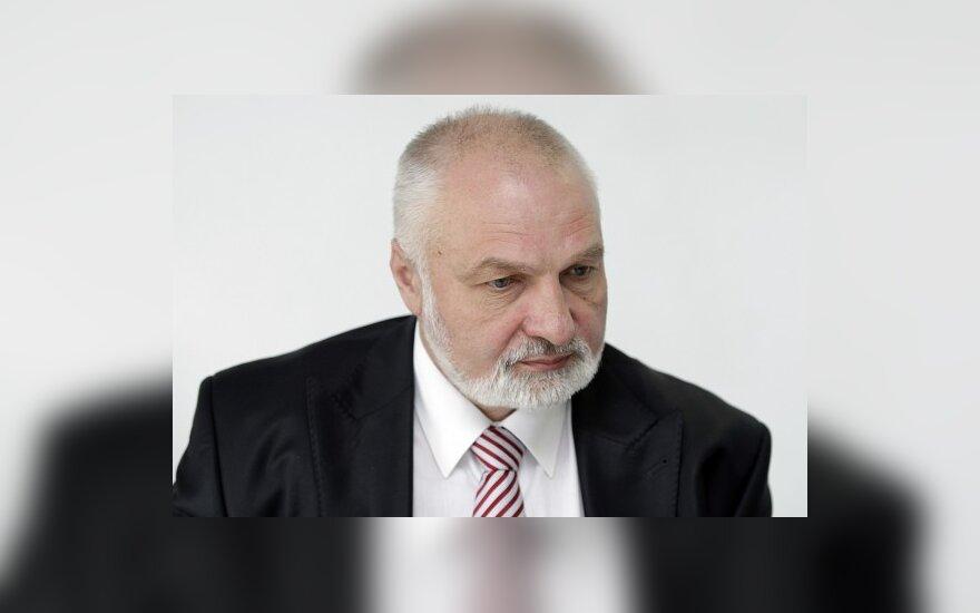 Opozicijos lyderis V.Mazuronis: negalime pritarti A.Kubiliaus kandidatūrai (atnaujinta)