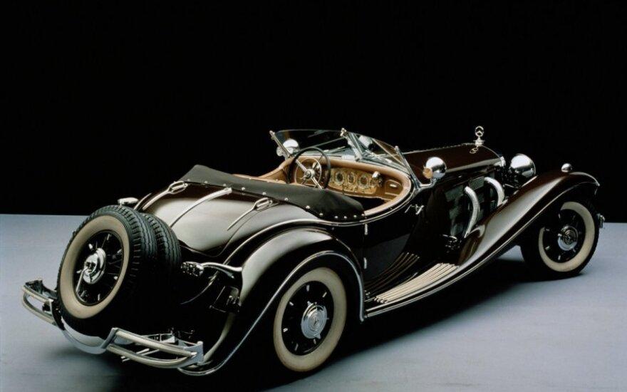 Mercedes-Benz 500 K (1935 m.)