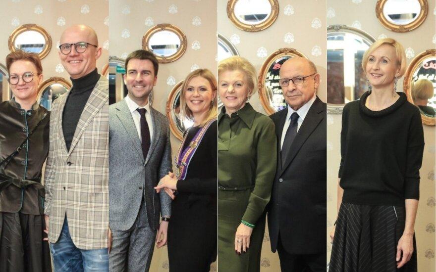 Rasa ir Edmundas Jakilaičiai, Arnas Mazėtis ir Rasa Šnaiderienė, Nadiežda ir Julius Novickiai, Jolanta Mikalajūnienė