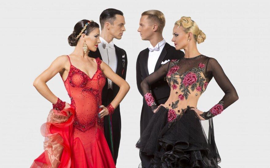 Savaitgalį Vilniuje – pasaulio standartinių šokių čempionatas su nauja teisėjavimo sistema