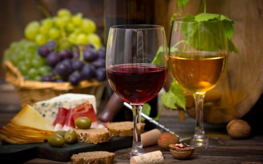 Nauji 2015 m. pirmo ketvirčio vynai Lietuvoje