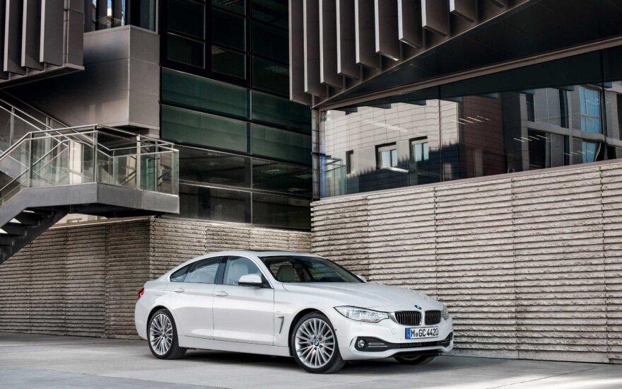 "BMW 4 serijos ""Gran Coupe"""
