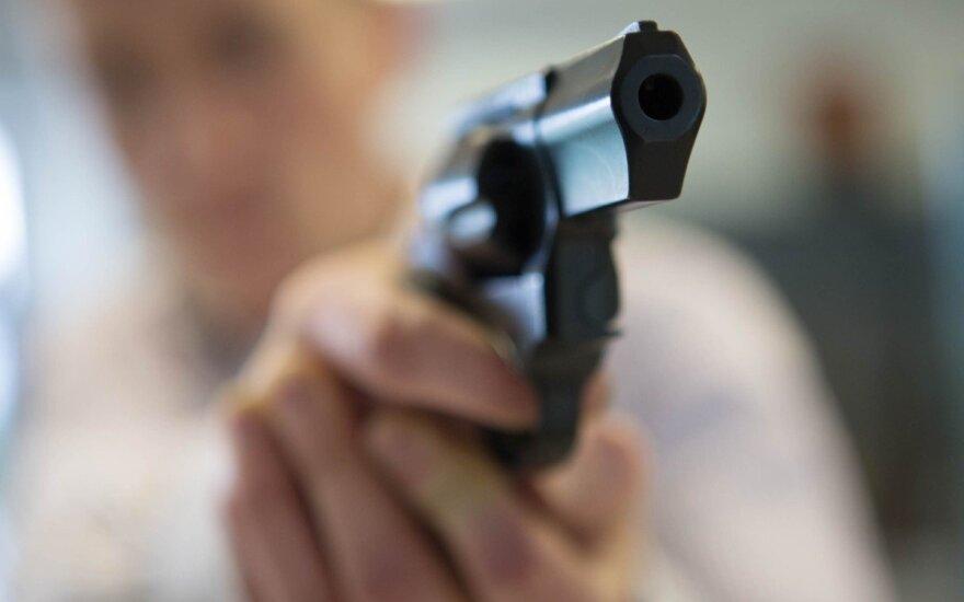 Viename iš Rygos biurų nušautas darbuotojas