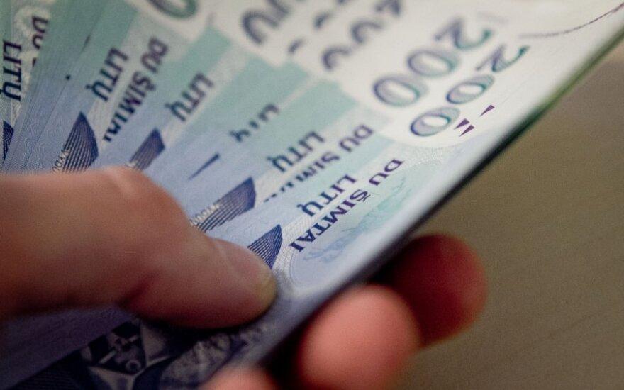 Milijoną iššvaistęs direktorius gavo 6,5 tūkst. Lt baudą