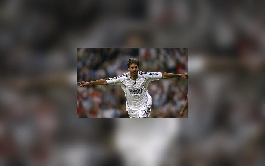 """Ruud van Nistelrooy (""""Real"""")"""
